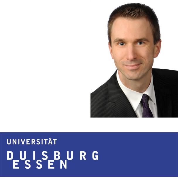 Prof. Dr. Fredrik Ahlemann