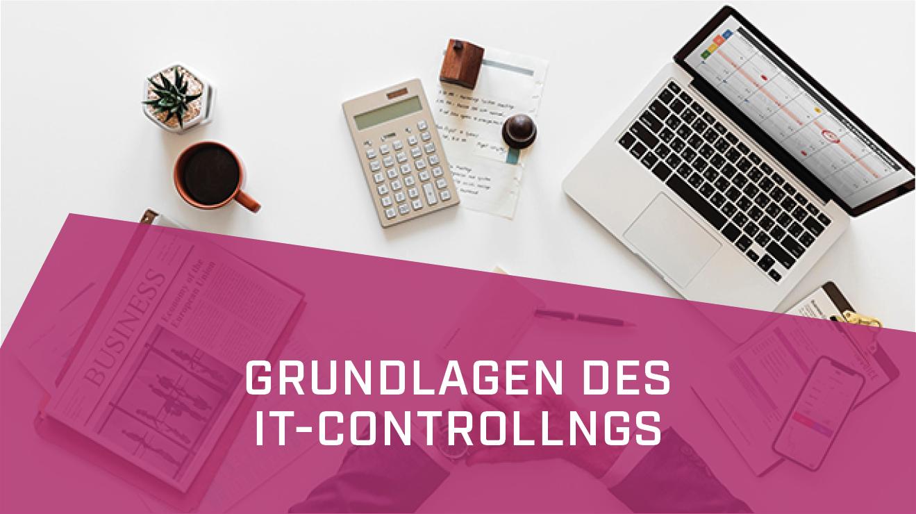 Seminar Grundlagen des IT-Controllings