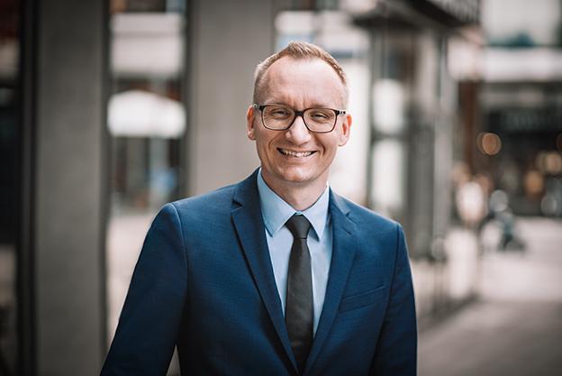 Prof. Dr. André Köhler