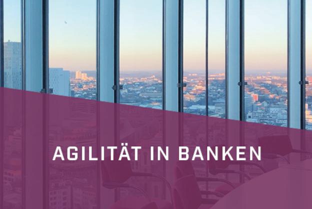 Teaserbild Community Days Agilität in Banken