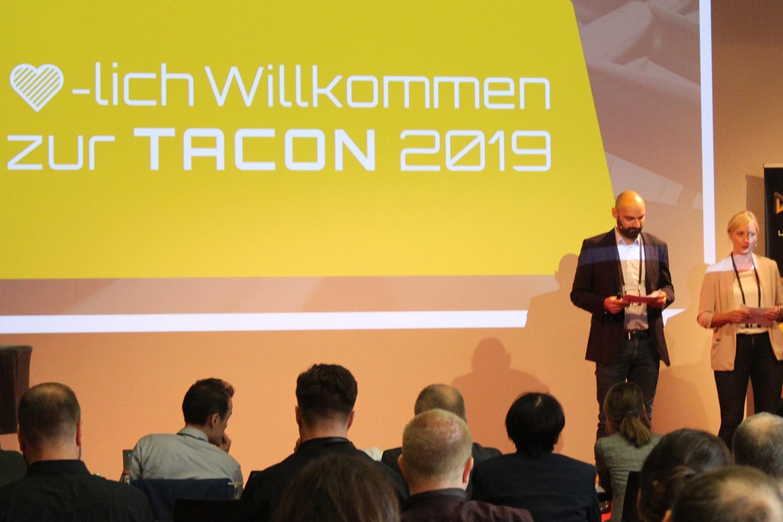 Eröffnung der TACON 2019