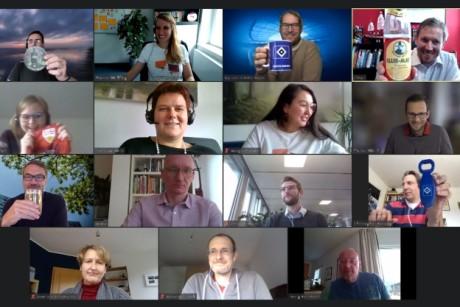 Screenshot Community Days IT-Strategie und Innovationsmanagement