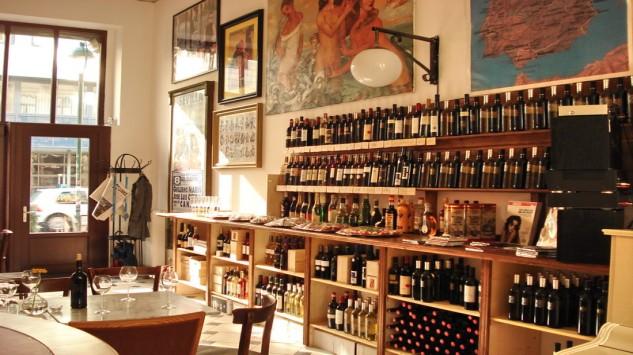 Bild im Text zu Gemeinsames Abendessen und gemütlicher Tagesausklang in der Weinwirtschaft Leipzig