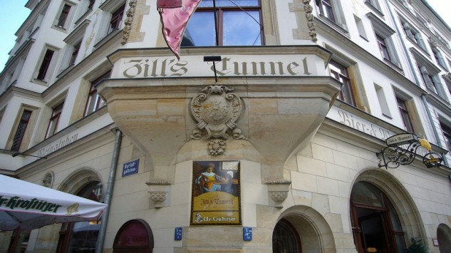 Zills Tunnel